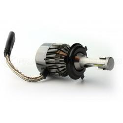 2 x Bulbs H4 V9 bi-LED 55W - 6000Lm