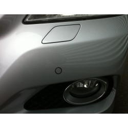 4x Rear parking sensor set OEM WHITE - buzzer
