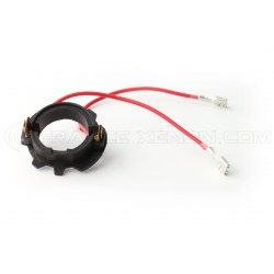 2 Adapters LED Bulbs Golf 5, TOURAN, Corsa C