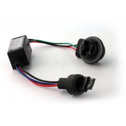 1 Module anti-error resistance P27/7W 3157 - Car Multiplexed