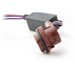 1 Module anti-error resistance P27/7W 3157 A - Car Multiplexed