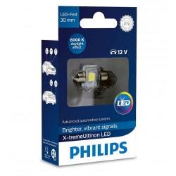 1x Philips shuttle 14x30 LED x-treme ultinon 6000k 12v c3w