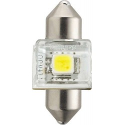 1x Philips Shuttle 14x30 LED-x-treme ultinon 6000k 12v C3W