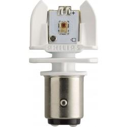 2x P21/5 LED X-Treme Ultinon ROUGE 12V/24V