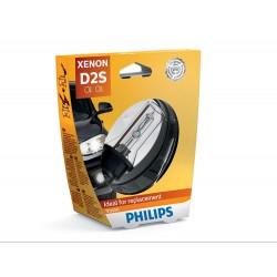 1x D2S 85V 35W Vision Philips 85122VIS1