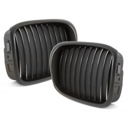 2x grids calender BMW e39 5 series 96-03_black