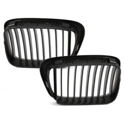 front grill BMW E39 5 series 96-03_black