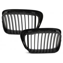 griglie 2x calandra BMW E39 5 serie 96-03_black