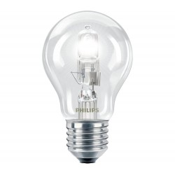 1x Halogen Classic 53W E27 230V A55 1CT/15 SRP