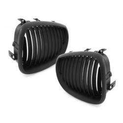 2x Grilles de calandre BMW E60 E61 5 series 03-05_black