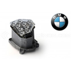 BMW F07 Xenon Headlight Indicator Left Side 63127262833 Insert Turn Signal