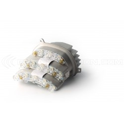 Modulo indicatore LED Lato destro 63127245814 BMW E90 + E91