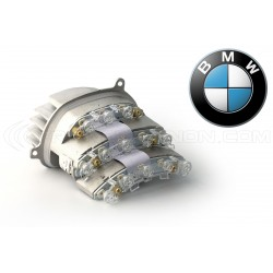 LED-Anzeigemodul Links 63127245813 BMW E90 + E91