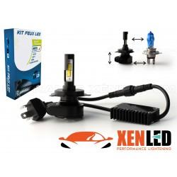 Birne LED h4 bi - belüftet - extra Mini - 2500/3500 Filme
