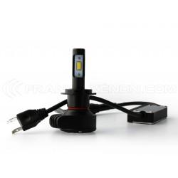 Bulb LED H7 - ventilated - extra mini - 3500 films