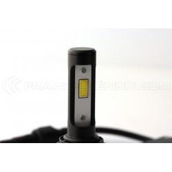 Lampadina H8 / H9 / H11 guidati - ventilato - mini extra - 3500 film