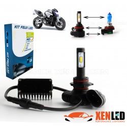 Bulb LED hb3 9005 - ventilated - extra mini - 3500 films