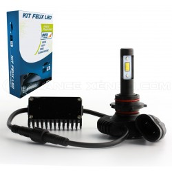 Bulb LED hb3 9005 - ventilated - extra mini - 3500 films