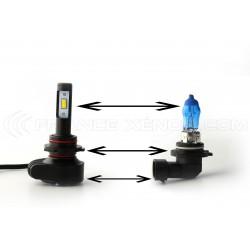 Bulb HB4 9006 LED - ventilated - extra mini - 3500 films