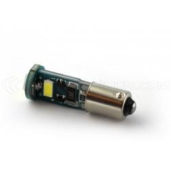 2 x AMPOULES 5 LEDS (5730) CANBUS SAMSUNG - H6W BA9XS