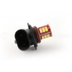 2 x 9006 HB4 bulbs 18-LED samsung 5730