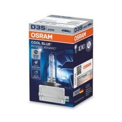1x xenon bulb Osram Xenarc cool intense blue d3s HID lamp Dechar