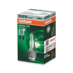 1x Ampoule xénon OSRAM XENARC ULTRA LIFE D2S HID lampe à décharge, 66240ULT, Garantie 10 ans