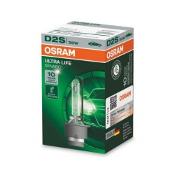 1x xenon bulb Osram ultra Xenarc life d2s HID discharge lamp 662