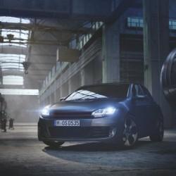 2x fari Golf VI - Edizione GTI, fari allo xeno fuoco retrofit circolare +