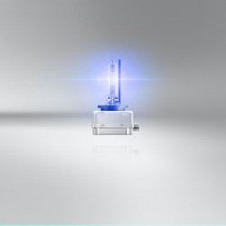 2x D1S OSRAM XENARC Cool Blue Boost, HID Lampe à décharge au xénon, 66140CBB-HCB, lumière hyper bleue, 85V, 35W