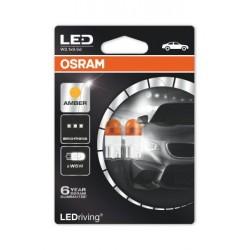 2x Osram LED Retrofit Premium W5W t10, LED-W5W, Innenbeleuchtung, 2