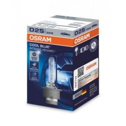 1x Ampoule Xénon OSRAM XENARC COOL BLUE INTENSE D2S HID Lampe à décharge, 66240CBI