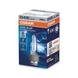 1x Ampoule Xénon OSRAM XENARC COOL BLUE INTENSE D4S HID Lampe à décharge, 66440CBI