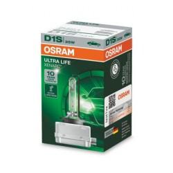 1x Ampoule xénon OSRAM XENARC ULTRA LIFE D1S HID lampe à décharge, 66140ULT, Garantie 10 ans
