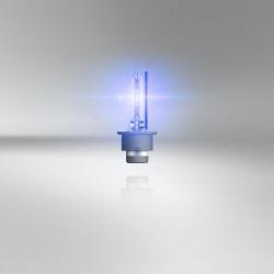 2x D4S OSRAM XENARC Cool Blue Boost, HID Lampe à décharge au xénon, 66440CBB-HCB, lumière hyper bleue, 42V, 35W