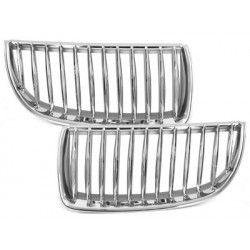 front grill BMW E90 3 series 05-08_chrome