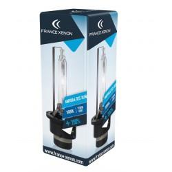 1 x 35w d2s lampadina Xtrem nightx 5000k + 200% - 2 anni di garanzia