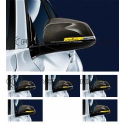 Wiederholer Retro LED dynamischen BMW-Scrolling 1/2/3/4 / x1