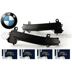 Repeaters retro LED dynamic scrolling BMW 1/2/3/4 / x1