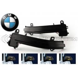 Ripetitori Dynamic LED Specchio Serie 1/2/3/4/X1