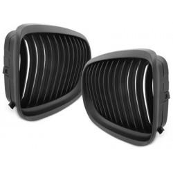 2x grids calender BMW e90 3 series 08-12 _ black
