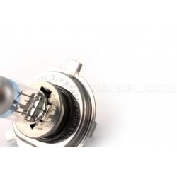 2 x 130 bulbs h4 / 12v 90w vision more racing - 180% - France-xenon