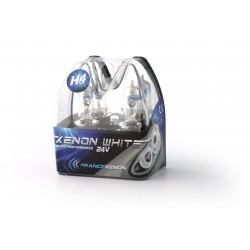 2 x bulbs H4 75 / 70w 24v vision more racing 150% - Truck