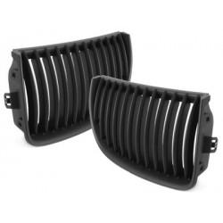 2x Grilles de calandre BMW E90 3 series 05-08_schwarz