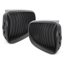 2x grids grille BMW e92 / 93 2010 + 3 series _black