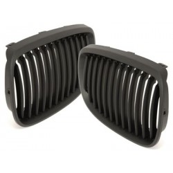 2x grids calender BMW e92 / 93 3 series 06-08_black