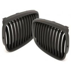 griglie 2x calandra BMW E92 / 93 3 serie 06-08_black