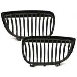 2x grids grille bmw E87 1 05-07_black