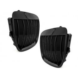2x Griglie BMW E53 X5 04-06_glossy nero