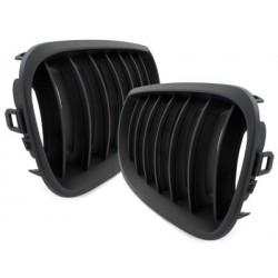 griglie 2x calandra BMW E83 x3 04-07_black